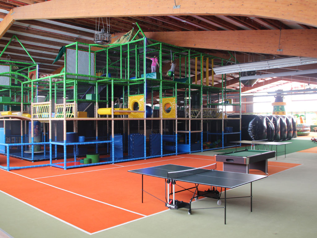 Indoorspielplatz Powerplay