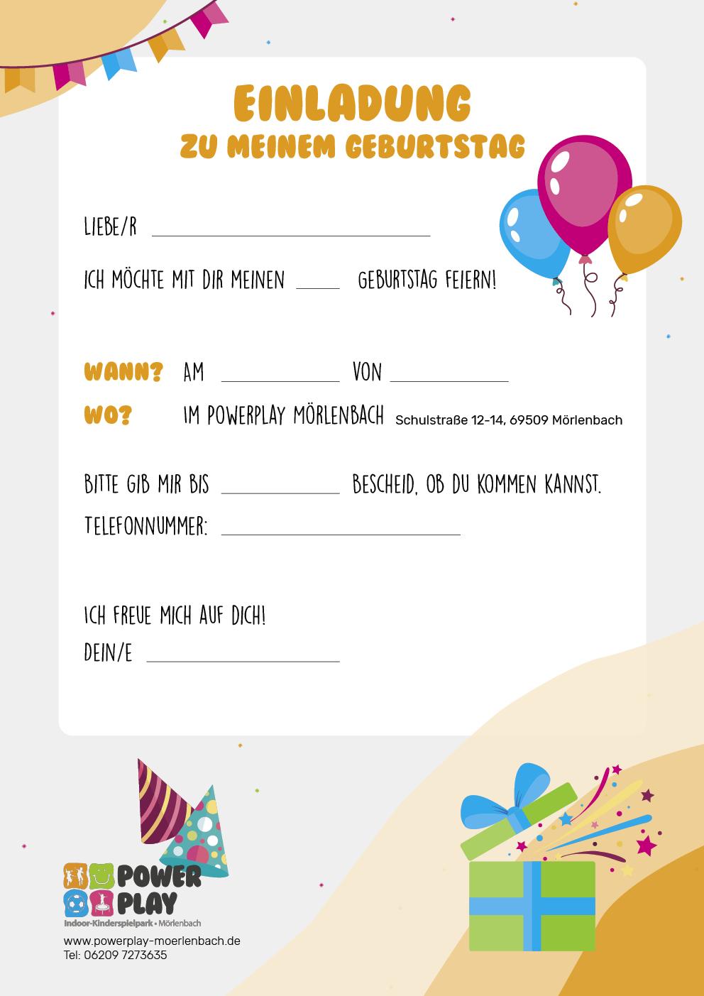 Download Einladung