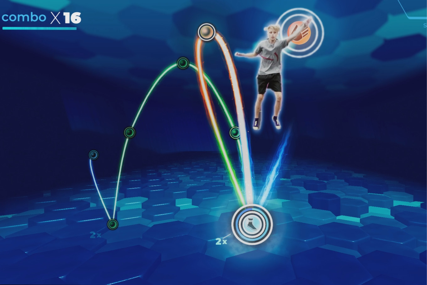 Cyber Jump
